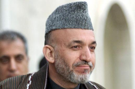 Hamid Karzai confirmed that his government has been in informal talks with the Taliban on securing peace.