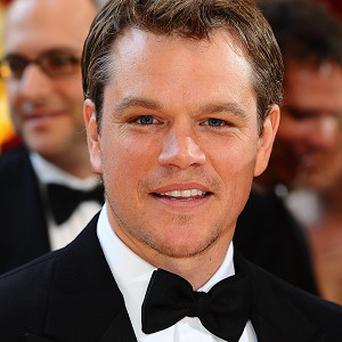 Matt Damon could direct The Trade