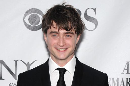 Daniel Radcliffe, the Harry Potter actor, is to star in an episode of The Simpsons in a spoof of Twilight. Photo: Getty Images