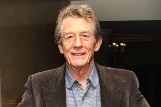 Screen veteran John Hurt is to head the cast in a BBC ghost story. Photo: Getty Images
