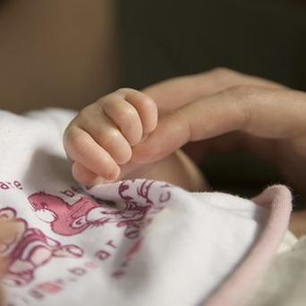 A baby scored 10 out of 10 as she was born on the 10th second of the 10th minute of the 10th hour of October 10, 2010