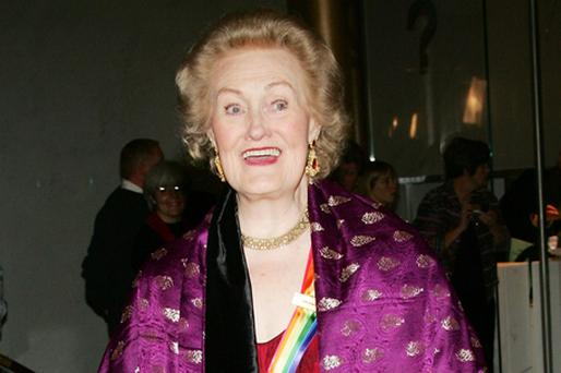 Joan Sutherland died in Switzerland. Photo: Getty Images
