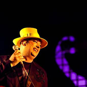 Boy George says he turned down a royal honour