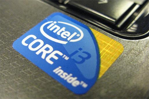 Intel chips run more than 80pc of the world's personal computers. Photo: Bloomberg