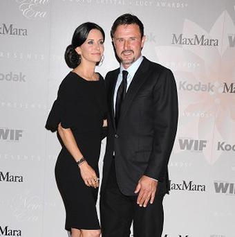 Courteney Cox and David Arquette say they have been separated for some time (AP)