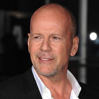 Bruce Willis joked that he's getting too old for fighting in films