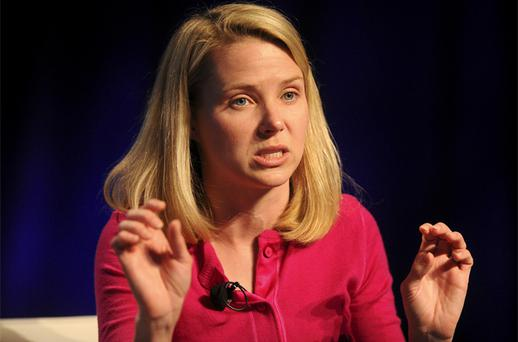 Marissa Mayer, Google's vice-president of search products and user experience says the future of news lies in a portable 'hyper-personalised' news stream. Photo: Bloomberg News