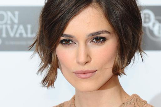 Keira Knightley relished playing a character she didn't like. Photo: PA
