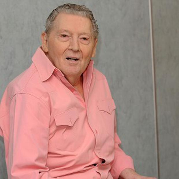 Jerry Lee Lewis is writing his memoirs
