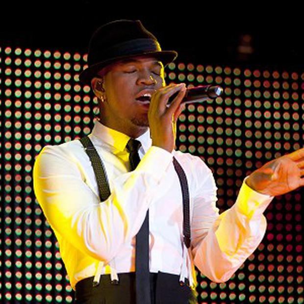 Ne-Yo is excited to be working with comic book legend Stan Lee