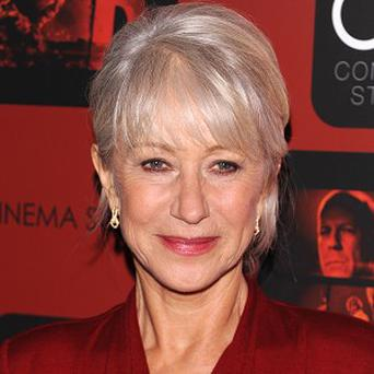 Dame Helen Mirren's co-stars reckon she'd make a good CIA agent