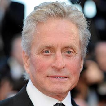 Michael Douglas could not join Oliver Stone to promote the new Wall Street film in Europe
