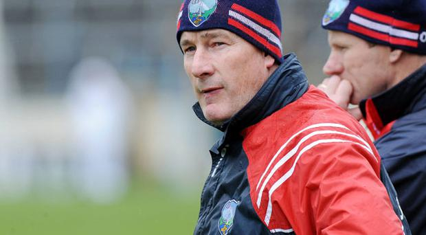 Former Louth and current Monaghan boss Eamonn McEneaney is one of several managers unhappy with the GAA's rules regarding winter training.
