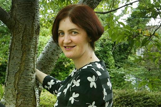 Writer Emma Donoghue. Photo: Tony Gavin