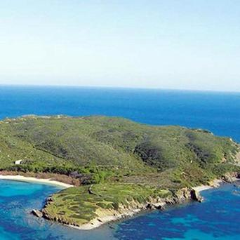 Illa d'en Colom, 200 metres off the coast of Menorca, Spain, is expected to fetch £5 million after being put up for sale