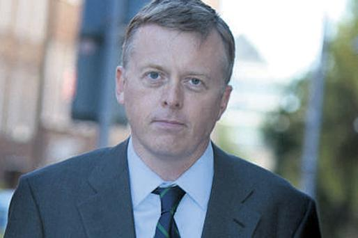Financial Regulator Matthew Elderfield is pressing ahead with plans to retrict the number of directorships that bank directors can hold. Photo: Tom Burke