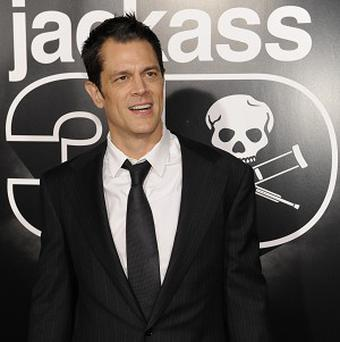 Johnny Knoxville worries less about Jackass stunts these days