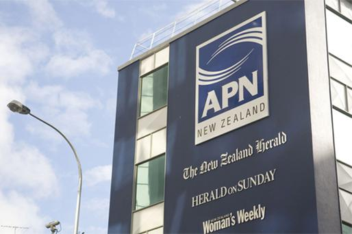 Independent News & Media has a 31.6pc share holding in APN. Photo: Bloomberg News