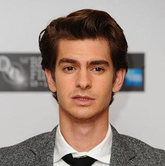 Andrew Garfield says he is daunted about being the next Spider-Man