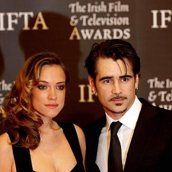 Colin Farrell and Alicja Bachleda-Curus have split up