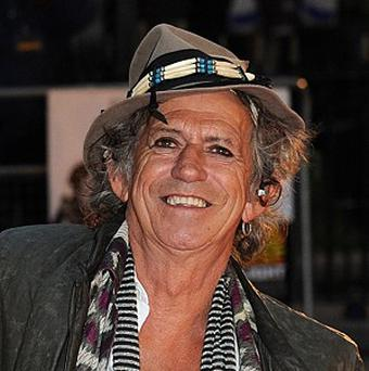 Keith Richards described fellow Rolling Stone Mick Jagger as 'unbearable'