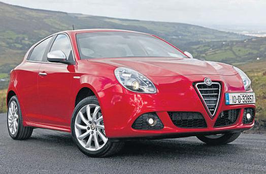 Stunning: Great to look at, the Giulietta is even better to drive