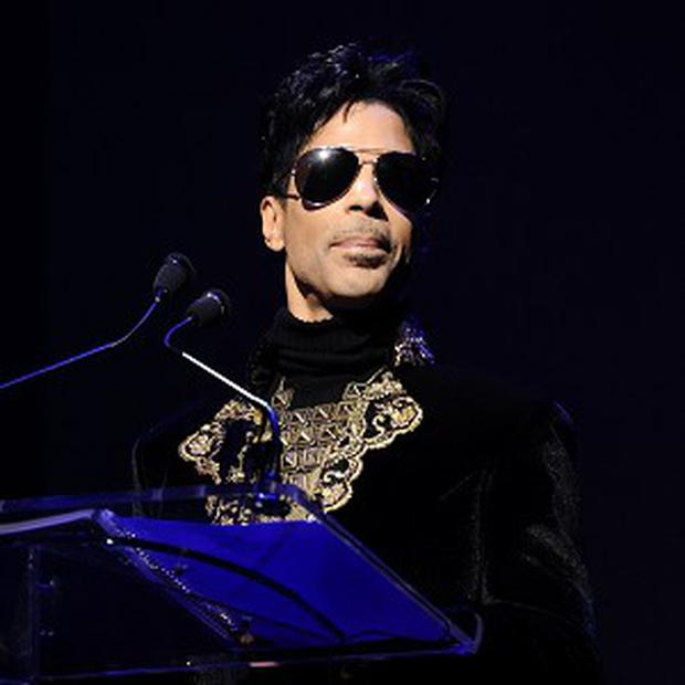 Prince said his Welcome 2 America tour is going to be funky (AP)