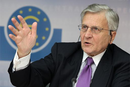 ECB President Jean-Claude Trichet is calling for tougher enforcement of fiscal rules. Photo: Bloomberg News