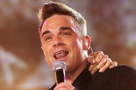 Robbie Williams remains one of EMI's most successful artists. Photo: Getty Images