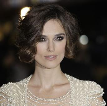 Keira Knightley could be lined up to play Princess Diana