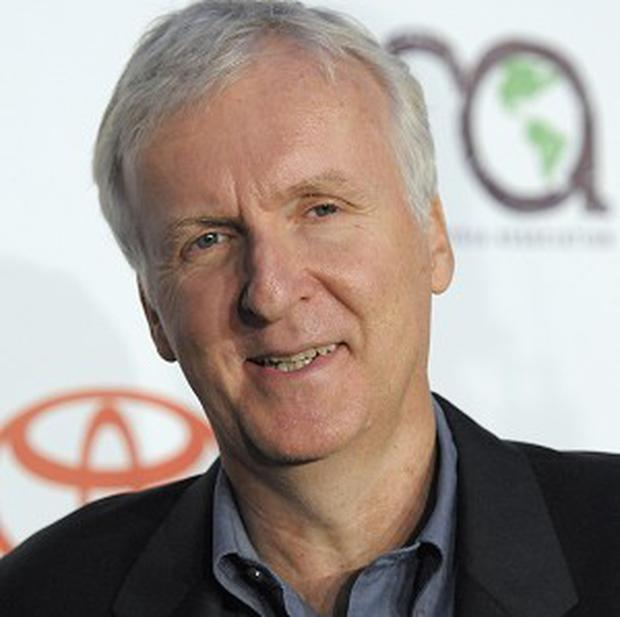 James Cameron says he feel a sense of responsibility when it comes to the environment