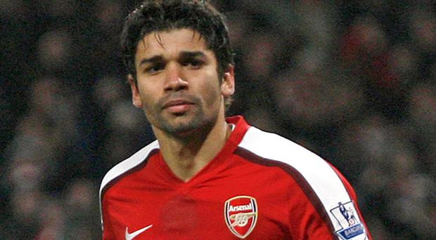 Eduardo will be full of mixed emotions on his return to the Emirates tonight. Photo: Getty Images