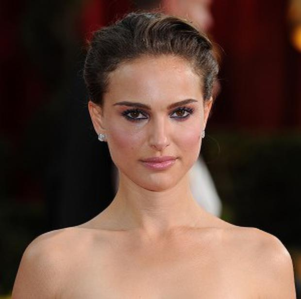 Natalie Portman had to endure footage of herself in an old recycling campaign