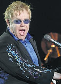 Elton John believes all pop music now sounds the same