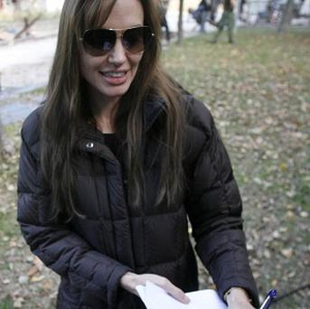 Angelina Jolie has had her filming permit given back