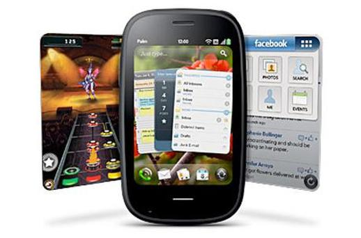 The Palm Pre2 will run the new webOS 2.0 operating system