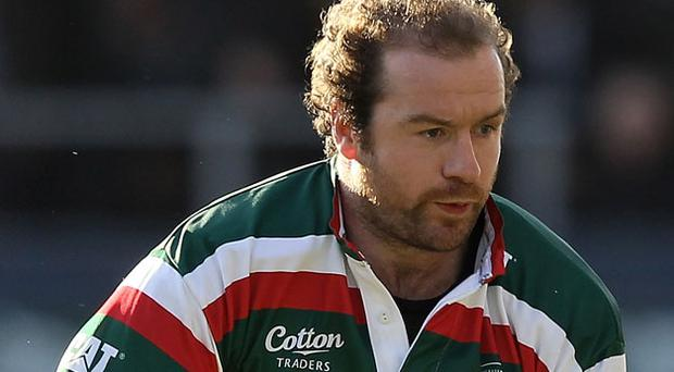 Geordan Murphy is in the form of his life but has been left out of Ireland's squad for the forthcoming autumn internationals. Photo: Getty Images