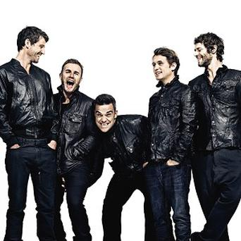 Take That were planning to call themselves The English