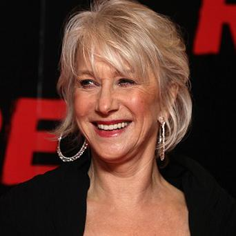 Helen Mirren enjoyed being an action star in Red