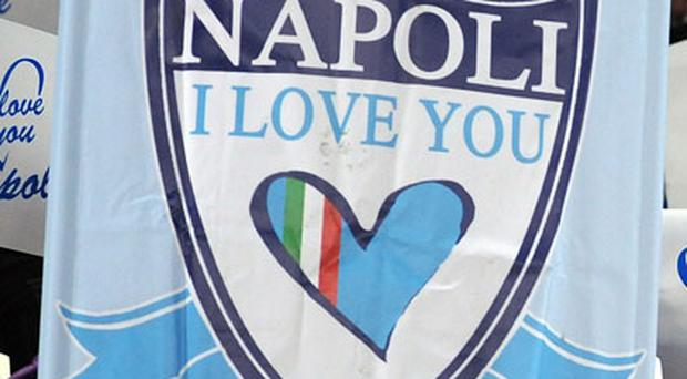 Napoli fans have targeted Liverppol supporters. Photo: Getty Images