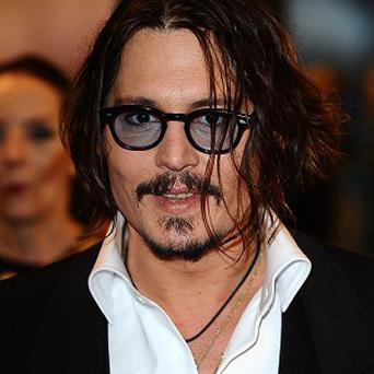 Johnny Depp could be set to star in The Thin Man