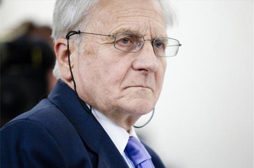 ECB president Jean-Claude Trichet: critics claim ECB is behind the curve. Photo: Bloomberg News