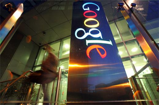 Google used methods that take advantage of Irish tax laws to legally move profits in and out of companies here, escaping Ireland's 12.5pc corporate tax rate. Photo: Bloomberg News