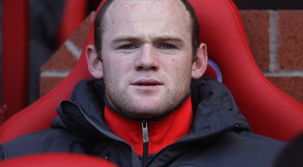 Wayne Rooney Photo: Getty Images