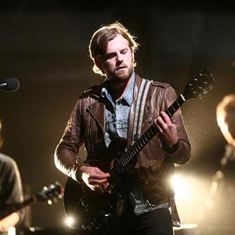 Kings Of Leon are set to top the album chart