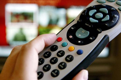 Sky's customer base stood at 9.956 million households at the end of September. Photo: PA