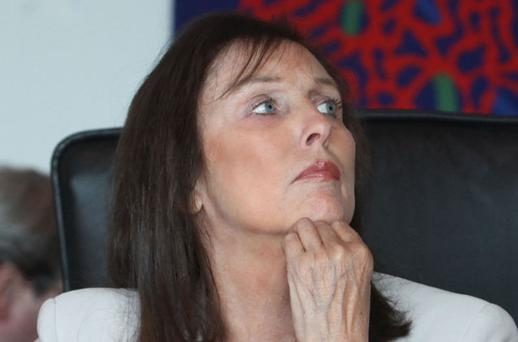Irish Life & Permanent, headed up by chairman Gillian Bowler, is vying with Dublin-based Cardinal. Photo: Collins Dublin