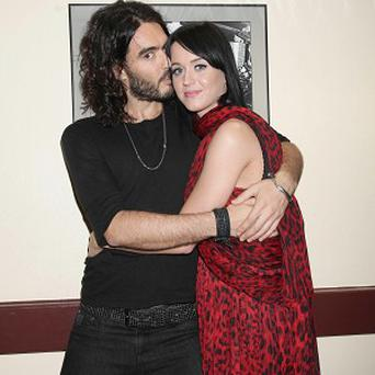 Russell Brand and Katy Perry have married in a traditional Hindu ceremony
