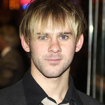 Dominic Monaghan's broken foot was written into his new film