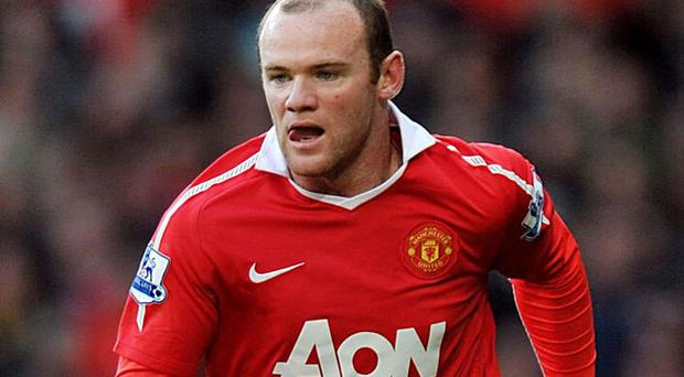 Wayne Rooney. Photo: PA